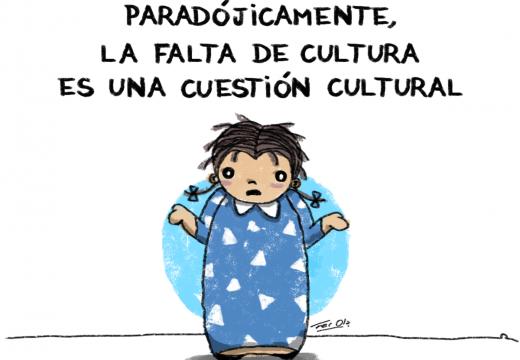 De repente René: «Cultura» – Por Fer Ola