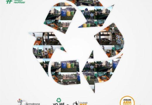El 17 de Mayo se celebra el Día Internacional del Reciclado.