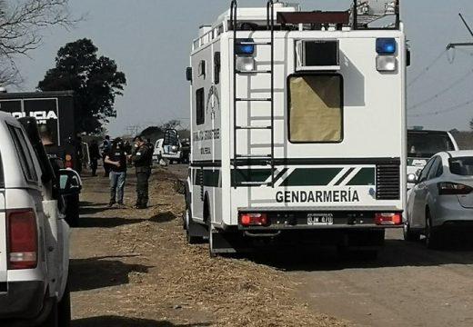 Cañada de Gómez. Dos muertos tras una persecución por tierra y aire.