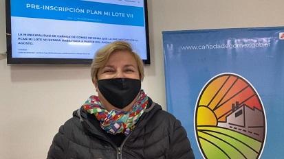 La intendenta de Cañada de Gómez contrajo coronavirus.