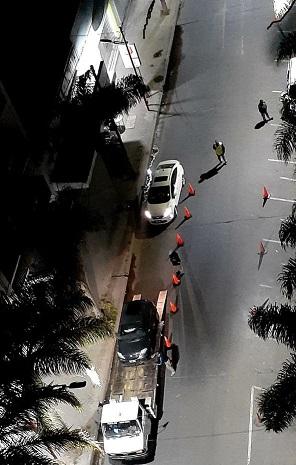 Cañada de Gómez. Catorce vehículos retenidos en control de alcoholemia.