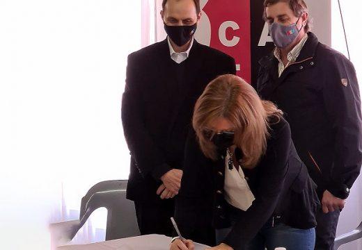 Los Clubes de Iriondo firmaron convenio con la Secretaria de Deportes de la Pcia, para asistencia económica en el marco de  Covid-19.