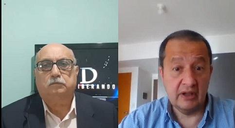 DELIBERANDO, Carlos Del Frade, diputado provincial del Frente Socialista y Popular, repasa la actualidad santafesina.