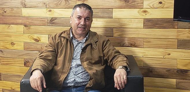 Deliberando: Hoy Rubén Montapponi referente Justicialista de Armstrong.
