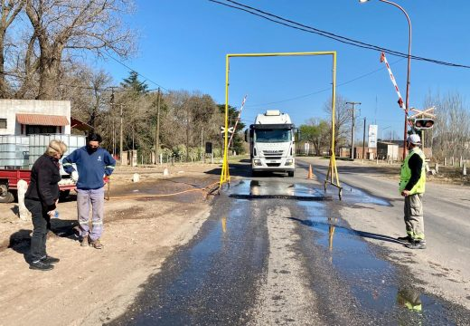 Cañada de Gómez. Municipio continúa con operativos de control.