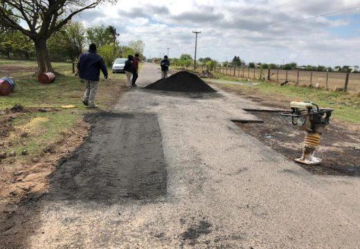 Apertura acceso de Ruta 15 y Schaer