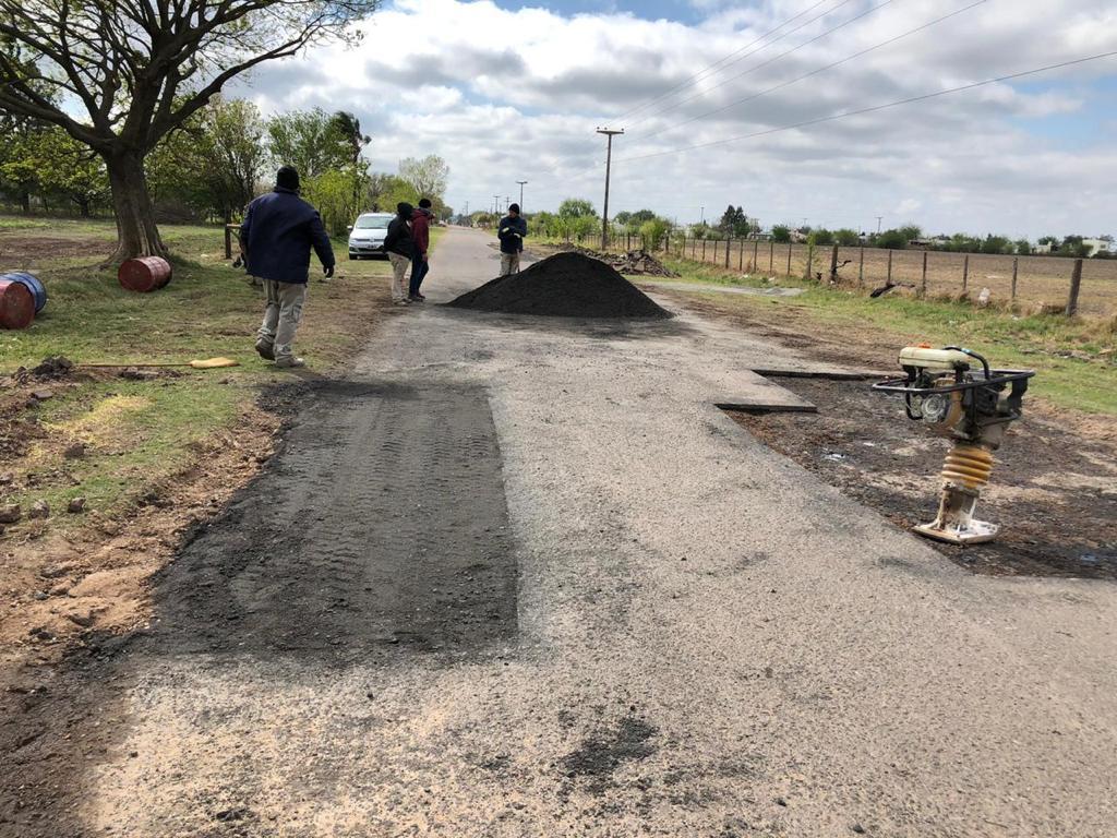 Apertura acceso de Ruta 15 y Schaer-Diario-Armstrong