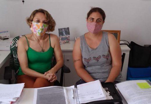 Pedido de Justicia por hechos de abusos reiterados en Las Rosas.