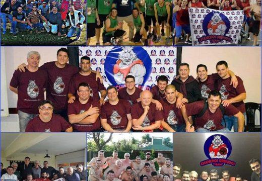 «Feliz Cumpleaños Chanchos Orejudos Team».
