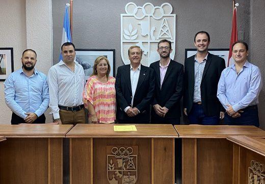 Augusto Fischer fue reelecto Presidente del Concejo Municipal.