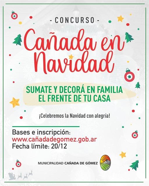 Concurso Cañada en Navidad.