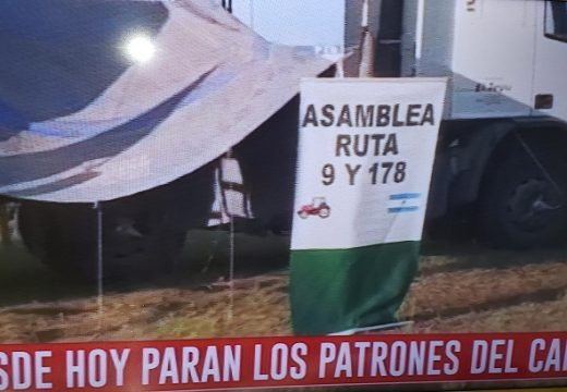 Segundo día del paro del campo: los productores aseguran que el Gobierno castiga a los que trabajan.