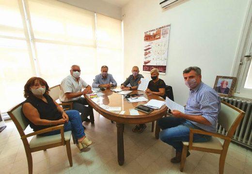 Cañada de Gómez. Clérici firmó convenio con provincia para obras de pavimento.