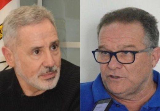 Se fue Marcelo Sain y lo reemplazará Jorge Lagna en el Ministerio de Seguridad.