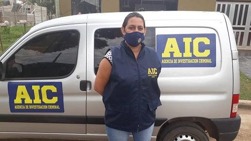 Allanamientos por drogas en Las Rosas. Cinco personas detenidas.