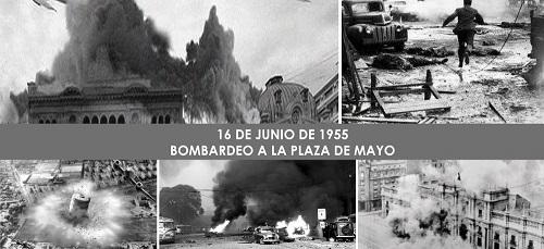66 Años Del Bombardeo A Plaza De Mayo. Por  Ruben Eduardo Kelo Moreno.