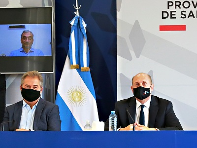 Avanza el armado de Hacemos Santa Fe en el departamento Belgrano.