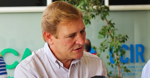 Cornaglia busca implementar por ley la asistencia a pescadores y al sector turístico.
